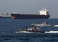 London fenyegeti Iránt a lefoglalt tankerhajó miatt