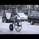 Sub-retro a 110 éves e-bringa (videó!)