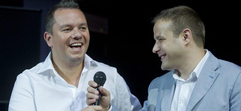 Nacsa Olivér aggódott, hogy nem a Fidesz győz, de Bagi Iván szerint túlértékelték az ellenzéket