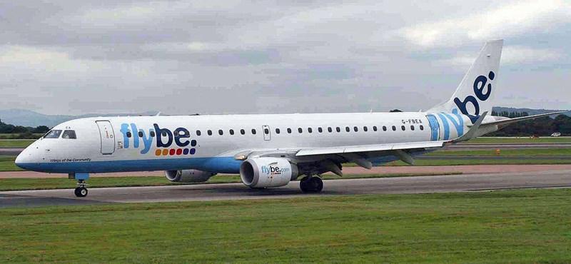 Az összeomlás határára került az egyik legnagyobb brit légitársaság