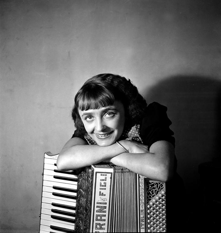 1936. - Paif - Edith Piaf