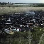 Nem hagyták dolgozni az EBESZ-megfigyelőket a lezuhant gépnél