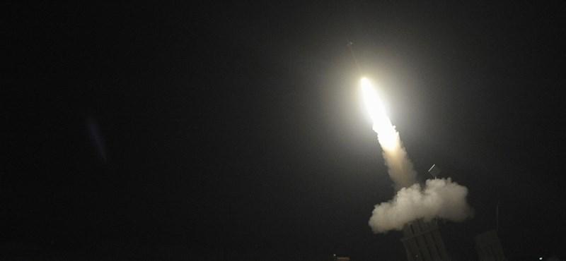 Irán hozzájuthat az izraeliek titkos rakétájához