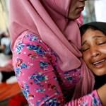 Egyből menekülttáborba kerülnek a Mianmarba visszatérő rohingják