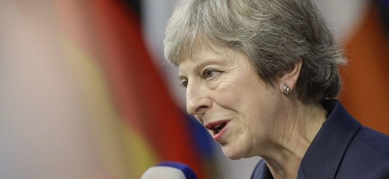 Theresa May szerint katasztrófához vezet, ha nem hajtják végre a Brexitet
