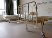 Hasmenéses járvány miatt látogatási tilalom van a Bajcsy-Zsilinszky Kórház két osztályán