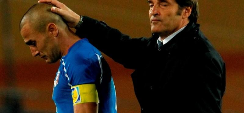Az olasz futballtörténelem legsötétebb napja