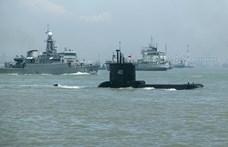 Szombatig van elegendő oxigén az 53 emberrel elsüllyedt indonéz tengeralattjárón