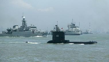A Pentagon felajánlotta a segítségét az elsüllyedt indonéz tengeralattjáró felkutatásához