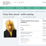 A kétfarkúak csirkefejű soproni jelöltjét mutatja be az Euronews