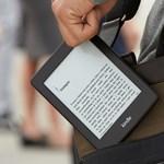 Fehérebb a fehérnél: itt az új Kindle e-könyvolvasó