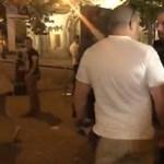 Feljelentést tesz a DK az Orbán-beszéd alatt megtámadott képviselőjük ügyében