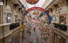 Már a GUM áruházban is oltják a moszkvaiakat a Szputnyik V-vel - videó