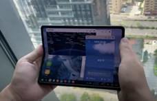 Így lesz számítógép a Xiaomi összehajtható telefonjából