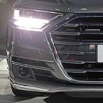 Hazánkban az új Audi A8: Talpmasszírozós luxus-orgia 28 millió forinttól