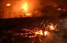 Harmincegyre emelkedett a kaliforniai tűzvész halálos áldozatainak száma