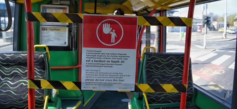 BKK: Drasztikusan csökkent az utasok száma Budapesten
