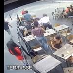 Elkapták a zaklatót, aki felpofozott egy nőt Párizsban, mert az elutasította