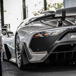 Mercedes-AMG One néven támad a közel 900 millió forintos új közúti hiperautó