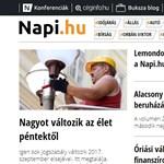 Távozik a Napi.hu főszerkesztője