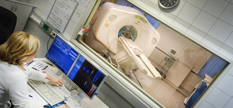 Az ajkai kórház korszerűtlen CT-je játszhatott közre egy daganatos nő halálában