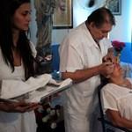 Így dolgozik a brazil csodagyógyító – Nagyítás-fotógaléria