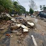 Négyszáz fölött a cunami áldozatainak a száma