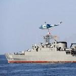 Véletlenül a saját hajóját süllyesztette el az iráni hadsereg