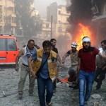 Miközben a városban ömlik a vér, a franciáknál hódít az aleppói szappan