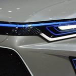 Villany-divat terepjáró: itt az első tisztán elektromos Honda