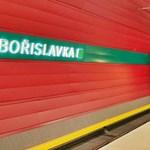 A metróalagutat, és majdnem a metrókocsit is átfúrták egy plázaépítés miatt Prágában