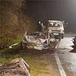Pár napja volt csak jogsija a bicskei halálos baleset sofőrjének