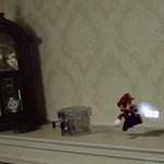 Videó: így nézne ki, ha Mario életre kelne a lakásunkban