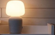 Jön az Ikea Titan, egy otthonra szánt hangszóró, amit látni sem lehet majd