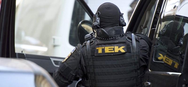 Rendőri intézkedés közben halt meg egy férfi Salgótarjánban
