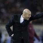 Nyilatkozott Zidane-ról a Juventus