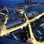 Lefújták a Formula-1-es Szingapúri Nagydíjat
