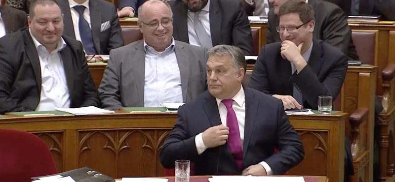 Egy éve mondta el Orbán a legbátrabb válaszát: Boldog karácsonyt