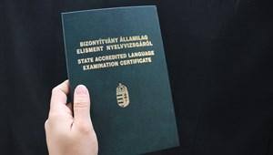 Felvételi kérdés: fel kell tölteni a nyelvvizsgát vagy elég az igazolás?