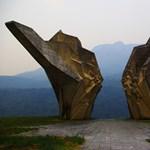 Íme a 25 legrémisztőbb exjugoszláv emlékmű