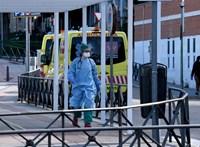 Négy nap után újra nőtt az elhunytak száma Spanyolországban