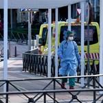 Koronavírus: 932-en haltak meg Spanyolországban