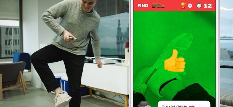 Jött egy szuper játék a Google-től: vegye elő a telefonját, és nézzen vele körbe a szobában