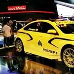 Robbantana az új Vestával a Lada a WTCC-ben