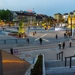 Kalefből tranzitzóna – ilyen egyévesen a felújított Széll Kálmán tér