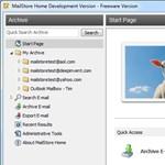 Itt a MailStore Home 5: mentsük el levelezésünket Outlooktól a Gmailig!