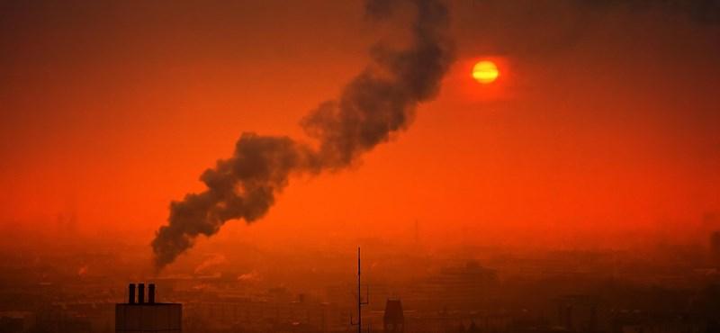 50 ezer ember életét lehetne megmenteni csak Európában a légszennyezés visszaszorításával