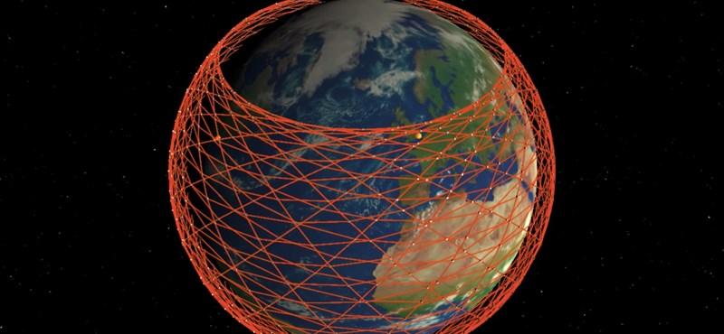 """A SpaceX elkezdte kiküldeni a """"tányérokat"""", amelyekkel fogható az űrbéli internet"""