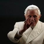 Benedek pápa meglépi, amit még egyetlen elődje sem