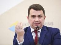 Korrupció miatt elítélték az ukrán korrupcióellenes iroda igazgatóját